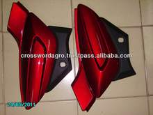SIDE PANEL FOR BAJAJ, TVS, HERO, KTM, MOTORCYCLES IN TOGO